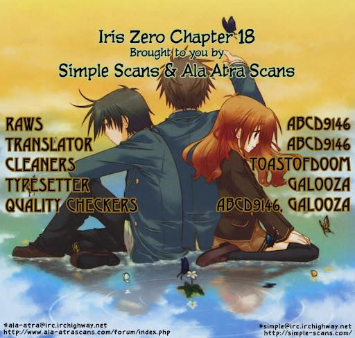 Iris Zero [cmvn + bt] chap 19