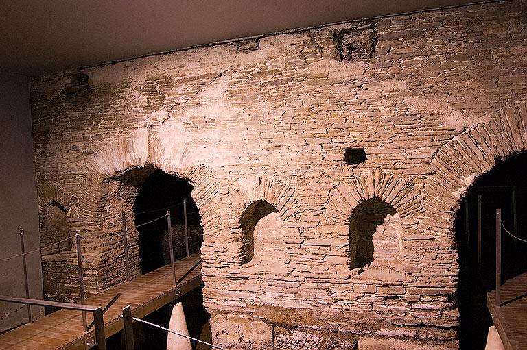 Baño De Vapor Romano: los patricios concedían baños gratis para el resto de la población