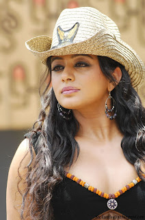 Priyamani In Cow Girl Dress Stills