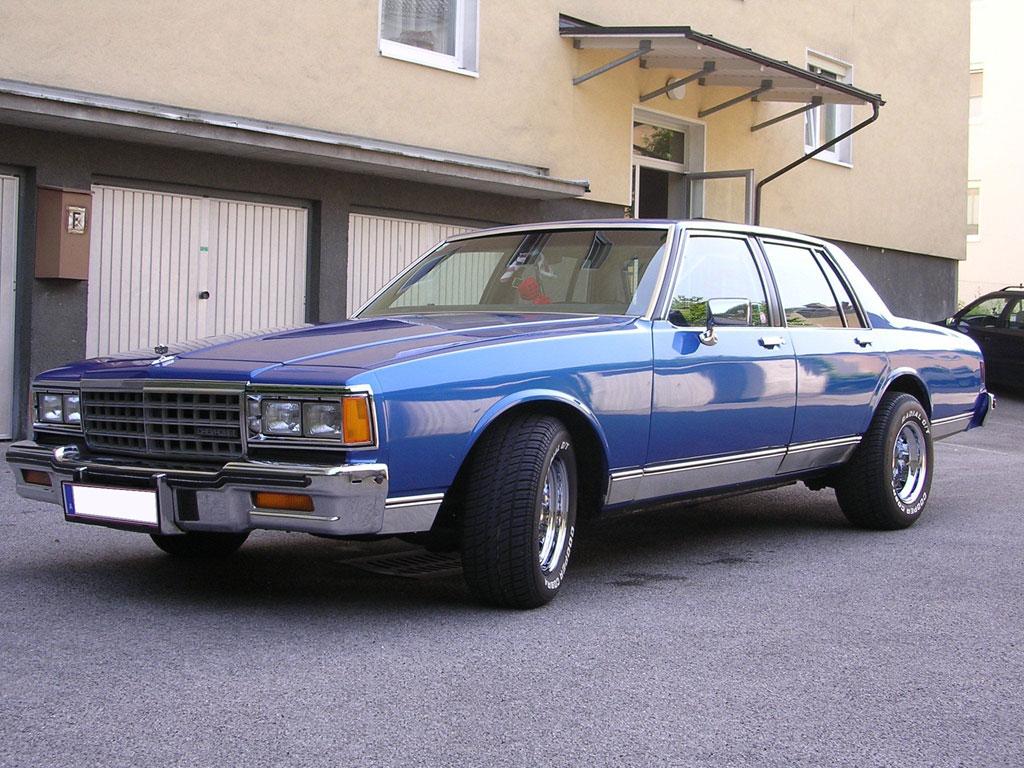 Chevrolet Caprice Classic…