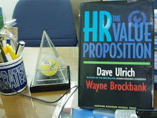 HR Value Proposition by Dave Ulrich and Wayne Brockbank