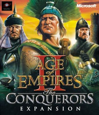Quais os melhres jogos que já jogou em toda a vida? - Página 4 Age+of+Empires+II++The+Conquerors+Expansion