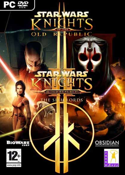 star wars knights of the (old,ancient) republic