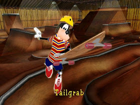 Disney's Extremely Goofy Skateboarding
