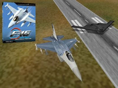 F-16 Multirole Fighter ~ FREE DOWNLOAD PC GAME