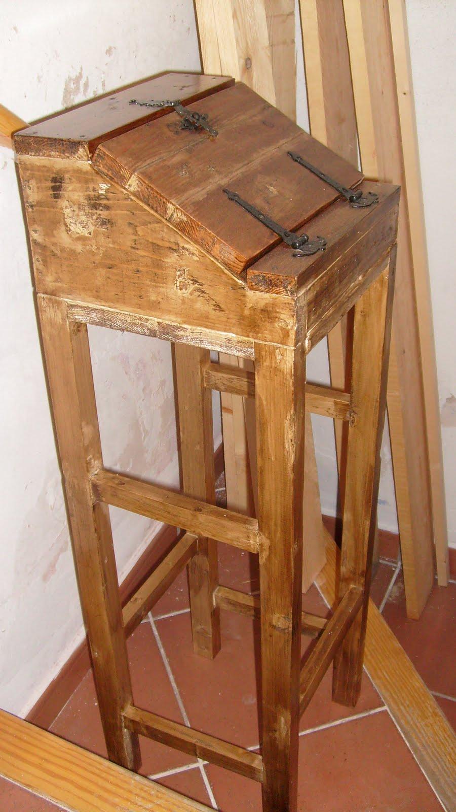 Muebles de antes mueble secreter for Mueble secreter