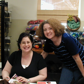 Amy Singer and Rhonda Bell
