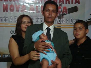 Pastor Marcos Paulo & Familia