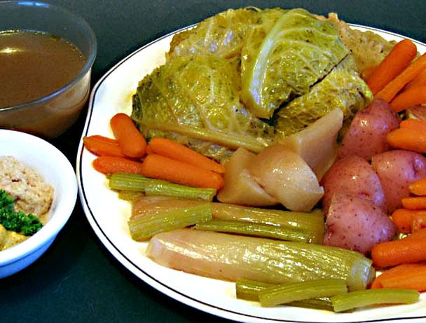 Vegetarian roast recipes