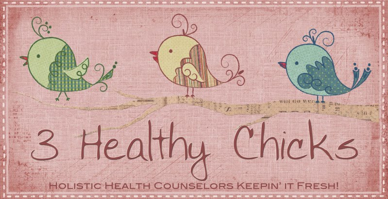 3 Healthy Chicks