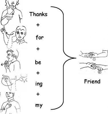 how to say your welcome in asl