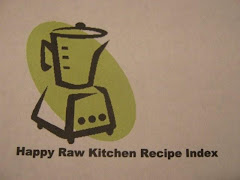 BLOG RECIPE INDEX