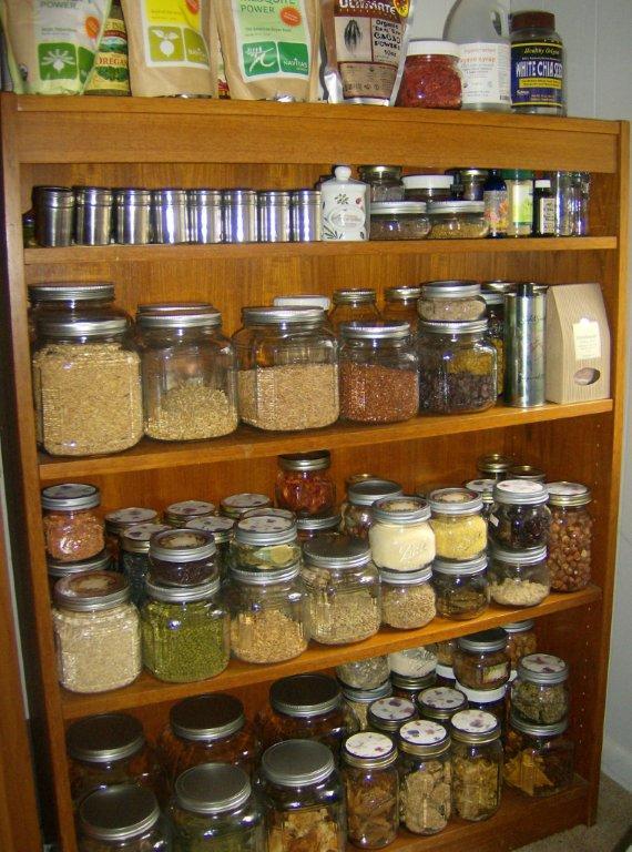 The Happy Raw Kitchen Raw Pantry Essentials