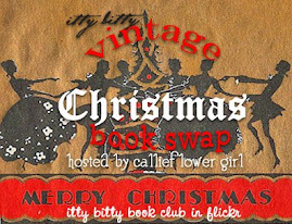 Vintage Christmas Book Swap