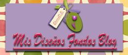 Mis diseños fondos scrapbook para blogger