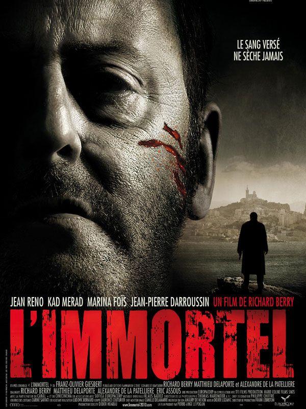 L Immortel Poster 02 - En son hangi filmi izlediniz ve Ka� Puan Veriyorsunuz..