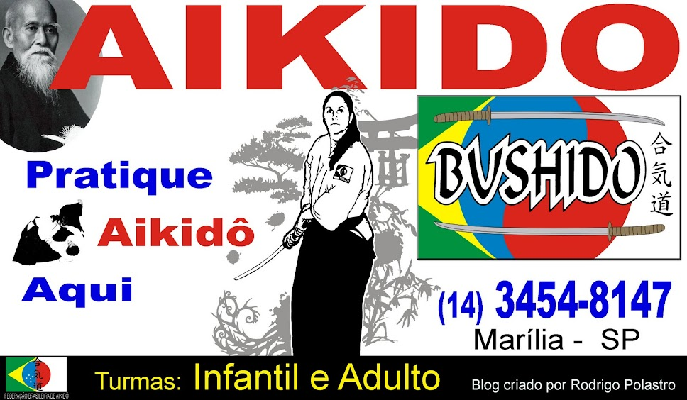 Aikido Bushido Marília / SP