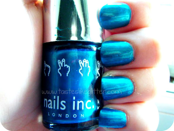 Nails Inc. - Hanover Street.