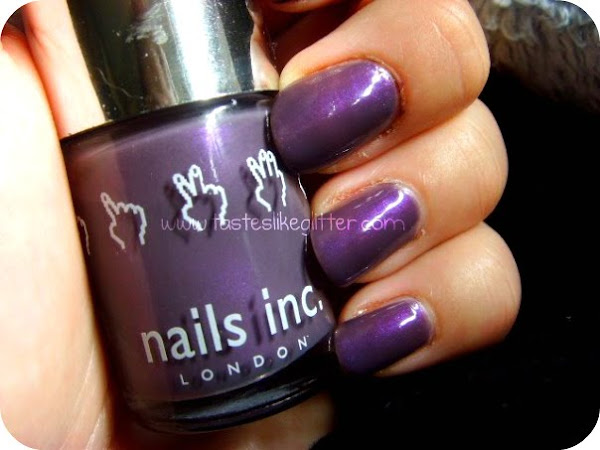 Nails Inc. - 80 Fulham Road.