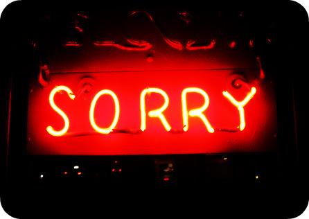 Sorry! :(