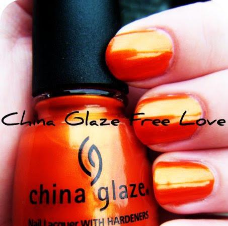 China Glaze - Free Love.