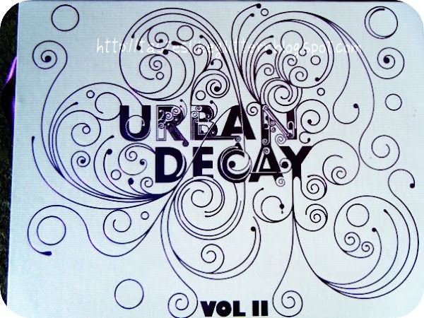 Urban Decay Book Of Shadows Volume II.