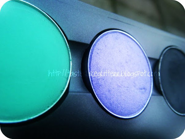 Quick Tips: Depotting M.A.C Eyeshadows.