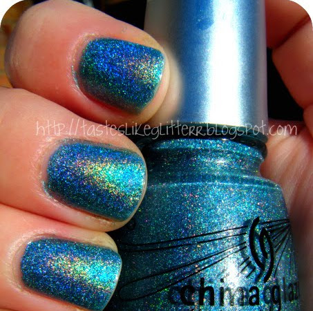 China Glaze - Kaleidoscope Him Out.