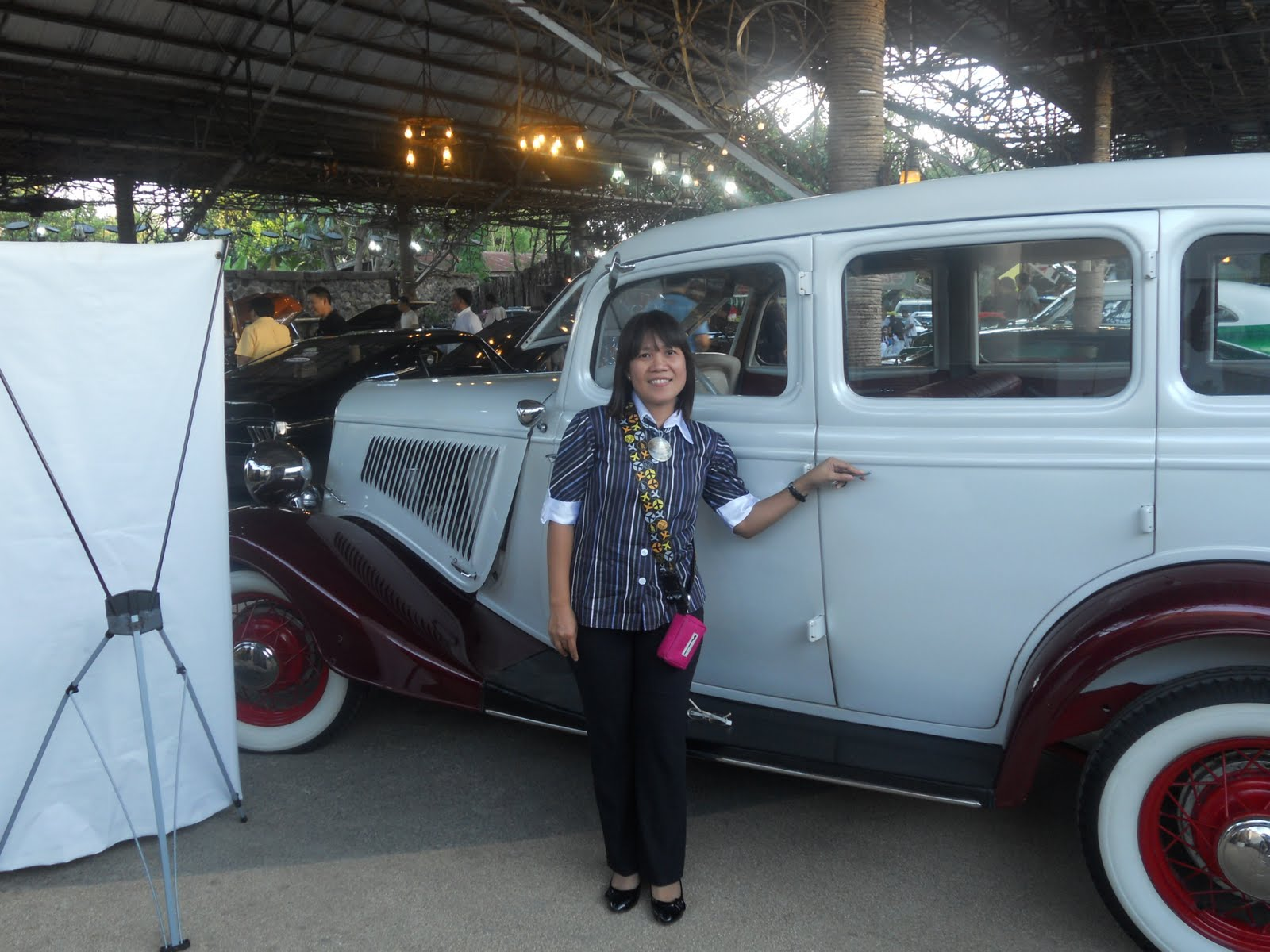 My Comings and Goings: Pangasinan: Home To Antique Cars Show