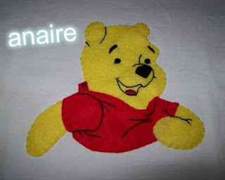 Anaire camiseta winnie the pooh for Winnie pooh ka che