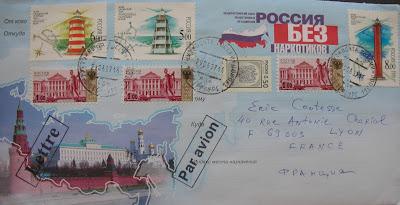 Épouses de courrier russes qui font