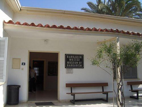 Bildergebnis für kktc barbarlık müzesi