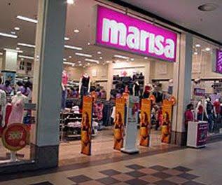 Lojas Marisa endereços