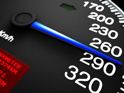 Velocimetro - Teste de velocidade