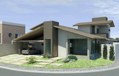 Projetos de casas gratis for Rendering casa gratis