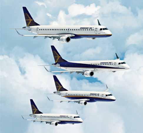 [Brasil] Embraer espera decisão da Boeing sobre aviões maiores Embraer+sao+jose+dos+campos