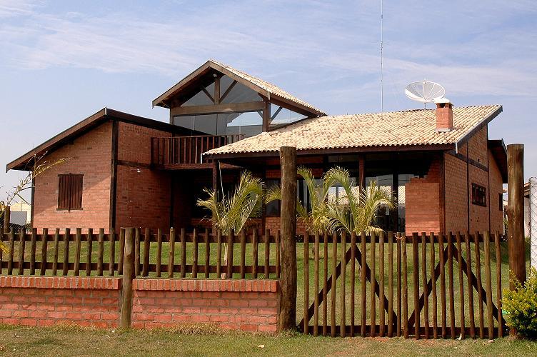 Fachadas de casas bonitas - Casas rusticas modernas fotos ...
