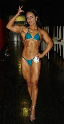fisiculturismo feminino