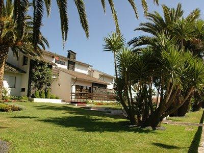 jardins residenciais luxuosos