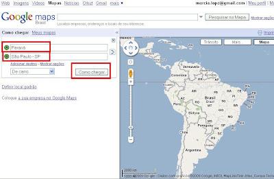 distancias das cidades do brasil