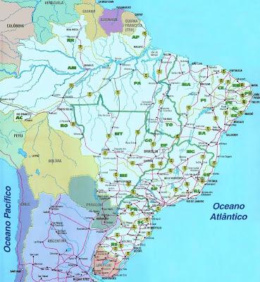 mapas e rotas rodoviarias gratis
