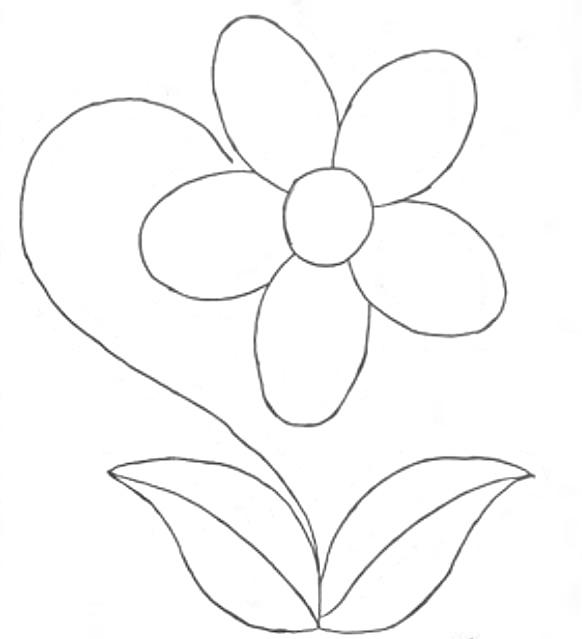 Riscos De Flores Para Pintura Em Tecido Quem Nao Gosta De Pintar
