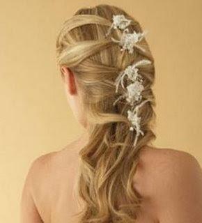 penteados para formatura 2011