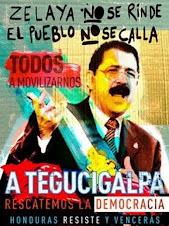 FUERZA PUEBLO HONDUREÑO!!!