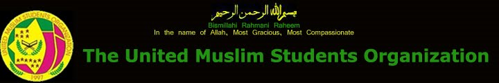 The United Muslim Students Organization