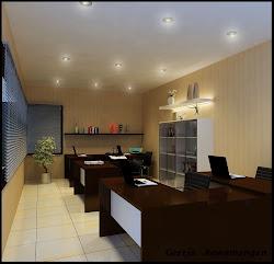 Ruang Staff Kantor