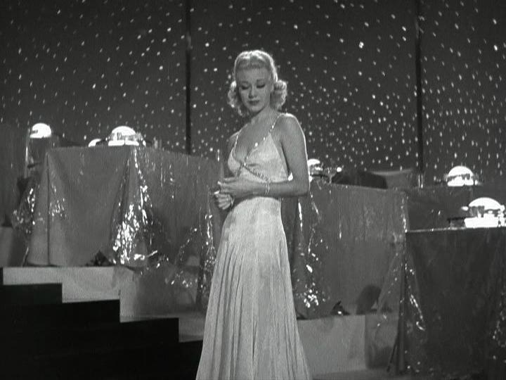 Ginger Rogers Swing Time