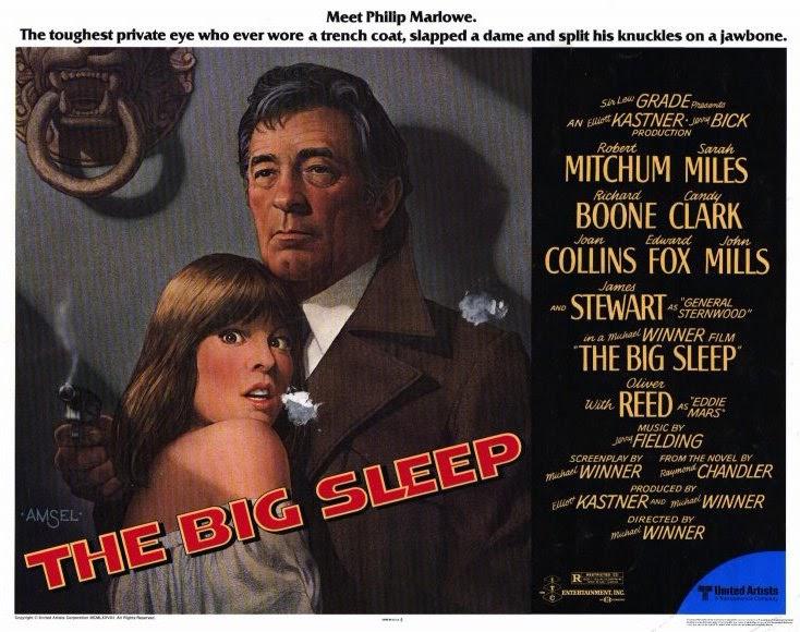 The Big Sleep (1978 film) Hollywood Dreamland Philip Marlowe on Film The Big Sleep 1978