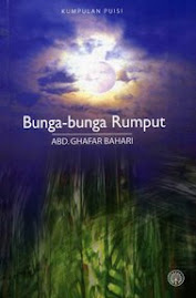 BUNGA- BUNGA RUMPUT- A. GHAFAR BAHARI.