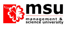 PART TIME LACTURER MANAGEMENT & SCIENCE UNIVERSITY